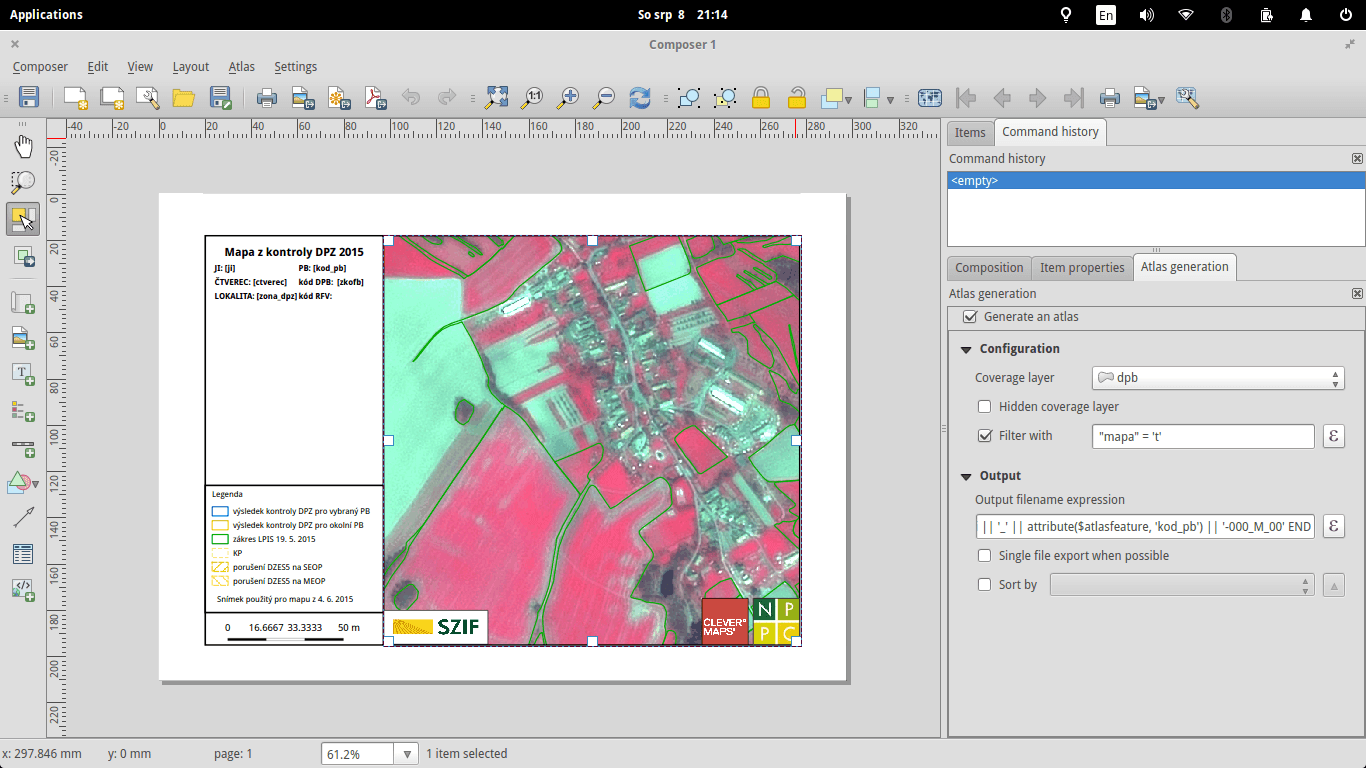 Michal Zimmermann | Automated Map Creation With QGIS, PostGIS