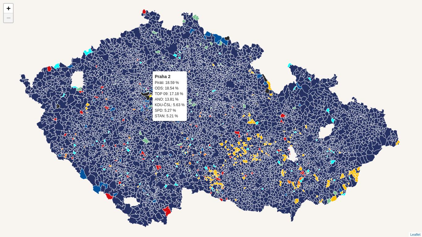 Leaflet Mapbox Tutorial